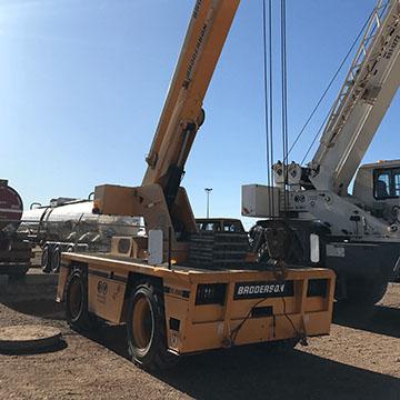 Equipment – Prairie Crane